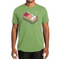 Sushi - mens-extra-soft-tee - small view