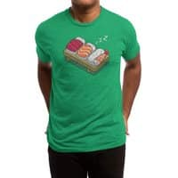 Sushi - mens-triblend-tee - small view