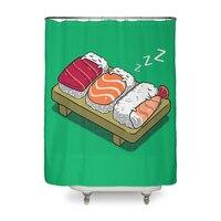 Sushi - shower-curtain - small view