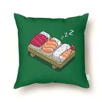Sushi - throw-pillow - small view