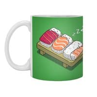 Sushi - white-mug - small view