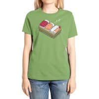 Sushi - womens-extra-soft-tee - small view
