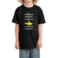 Know Your Submarines - kids-tee - small view