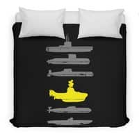 Know Your Submarines - duvet-cover - small view