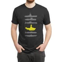 Know Your Submarines - mens-triblend-tee - small view