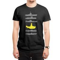 Know Your Submarines - mens-regular-tee - small view
