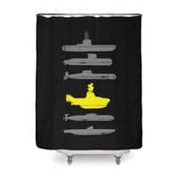 Know Your Submarines - shower-curtain - small view