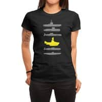 Know Your Submarines - womens-regular-tee - small view
