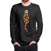 The Dark Scarf - mens-long-sleeve-tee - small view