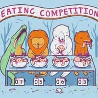 Eating Competition - small view