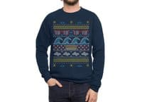 Ugly Summer Sweater - crew-sweatshirt - small view