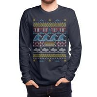 Ugly Summer Sweater - mens-long-sleeve-tee - small view