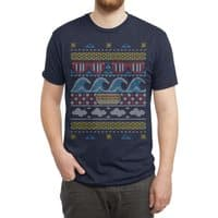 Ugly Summer Sweater - mens-triblend-tee - small view