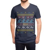Ugly Summer Sweater - vneck - small view