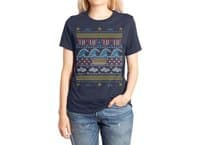 Ugly Summer Sweater - womens-extra-soft-tee - small view