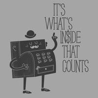 It's What's Inside That Counts - small view