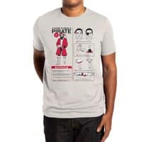 A Guide to Being a Pirate - mens-extra-soft-tee - small view
