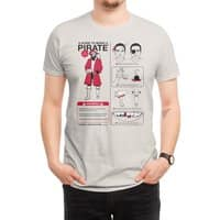 A Guide to Being a Pirate - mens-regular-tee - small view