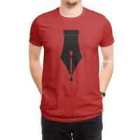 The Pen is Mightier than the Sword - mens-regular-tee - small view