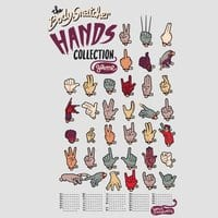 The Body Snatcher Hands Collection - small view