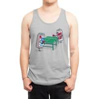Beer Pong - mens-jersey-tank - small view