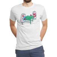 Beer Pong - mens-triblend-tee - small view