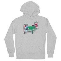 Beer Pong - unisex-lightweight-pullover-hoody - small view