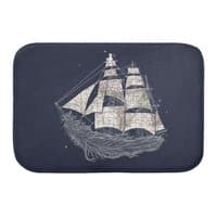 Wherever the Wind Blows - bath-mat - small view