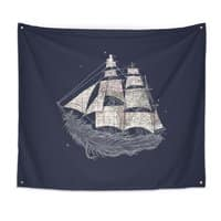 Wherever the Wind Blows - indoor-wall-tapestry - small view