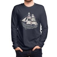 Wherever the Wind Blows - mens-long-sleeve-tee - small view