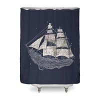 Wherever the Wind Blows - shower-curtain - small view