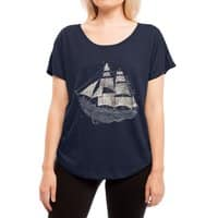 Wherever the Wind Blows - womens-dolman - small view