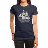 Wherever the Wind Blows - womens-regular-tee - small view
