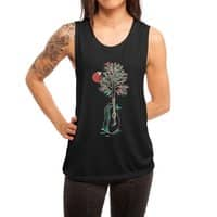 Sound of the Dark - womens-muscle-tank - small view