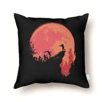 Last Stand - throw-pillow - small view
