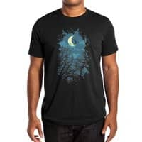 Midnight Worker - mens-extra-soft-tee - small view