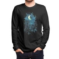 Midnight Worker - mens-long-sleeve-tee - small view