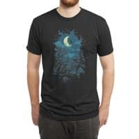 Midnight Worker - mens-triblend-tee - small view