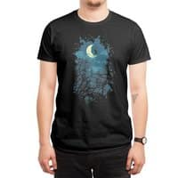 Midnight Worker - mens-regular-tee - small view