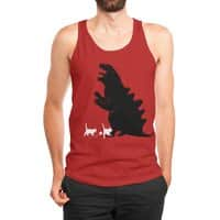 That Hurts - mens-jersey-tank - small view