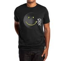 Make a Smile - mens-extra-soft-tee - small view