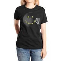 Make a Smile - womens-extra-soft-tee - small view