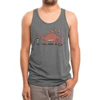 Stego-soar - mens-triblend-tank - small view
