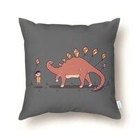 Stego-soar - throw-pillow - small view