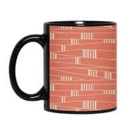 Chinese Fingertrap - black-mug - small view