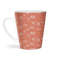 Chinese Fingertrap - latte-mug - small view