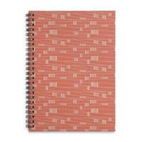 Chinese Fingertrap - spiral-notebook - small view