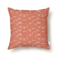 Chinese Fingertrap - throw-pillow - small view