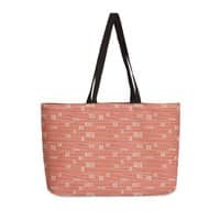 Chinese Fingertrap - weekender-tote - small view