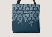 Knotty And Nice - tote-bag - small view